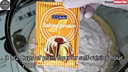 Afghani Salty Cookies کلچه نمکی خ...