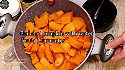 Afghani Pumpkin Turshi ترشی کدو ا...