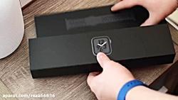 +Apple watch series 4 Nike