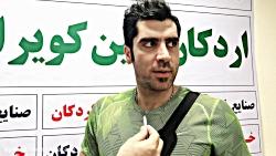 صحبت های شهرام محمودی ،...