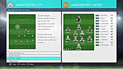 - Best Formation  Tactics for Manchester C...
