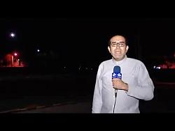حمله موشک های سپاه