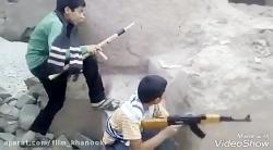 فیلم نابودی داعش ساخته ...