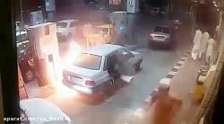 انفجار پراید