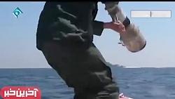 اقتدار در خلیج فارس توسط سپاه