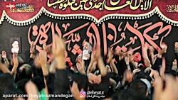شورخوانی حاج نریمان #پناهی شب چهارم مراسم عزاداری دهه آخر محرم 97
