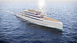 این کشتی تفریحی 106 متری ...