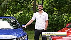 2018 Honda Civic Si در مقایسه با...