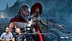 نیم ساعت | Assassin's Creed Odyssey Gameplay