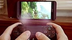 بازی ps4 در موبایل