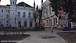 شهر زیبای ریگا پایتخت کشور لتونی
