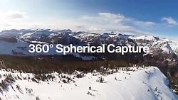 فیلم برداری 360 درجه با دوربین Rylo