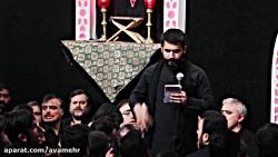 اربعین پای پیاده حرم ثارالله-شور-شب 19-رمضان 97-حسین طاهری