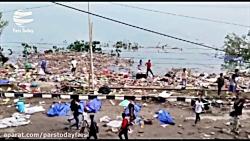 تصاویر جدید از زلزله و ...