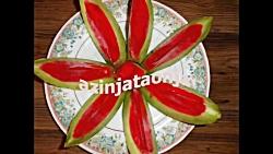 ژله سبزه هفت سین - آشپزی...
