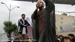سخنان حجت الاسلام شکری در تجمع اعتراضی مقابل مجلس شورای اسلامی