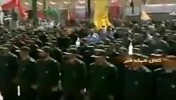 سردار سلامی به نتانیاهو: شنا کردن در مدیترانه را تمرین کن