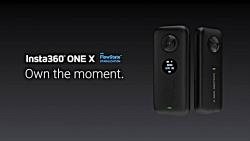 Insta360 دوربین ورزشی 360 در...