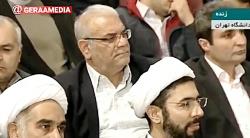روحانی در دانشگاه تهرا...
