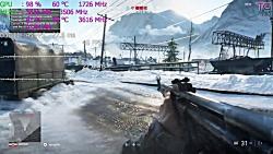 اجرای Battlefield V Beta بر روی ...