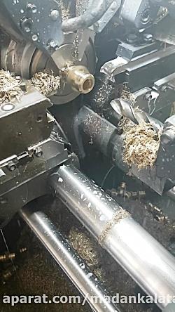 تراشکاری فلزات قسمت دو...