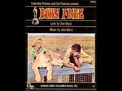 موسیقی تم فیلم Born Free اث...