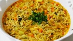 طرز تهیه سوپ ورمیشل با ...