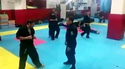 آموزش دفاع شخصی ورزم تو...