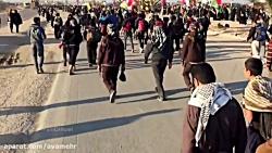 نماهنگ روز وفا -به امید نگاه تو هر قدمم-ویژه پیاده روی اربعین حسینی- علی فانی