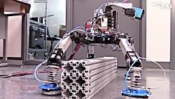 رباتی چابک برای استفاد...