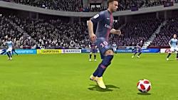 اولین تریلر و گیم پلی از بازی FIFA Mobile 19