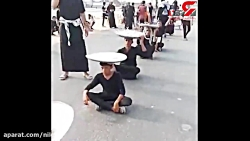 کودکان عراقی پذیرای زا...