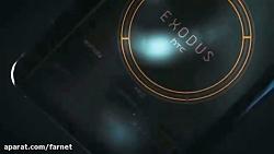 تیزر HTC Exodus اولین گوشی ب...