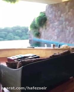 هتل زیبا Jade Mountain در سَن...