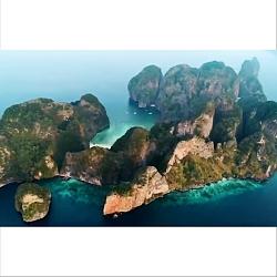 جزایر Phi Phi در #تایلند❤...
