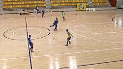 Futsal Attack 1-2-1