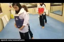 آموزش دفاع شخصی و کار ب...