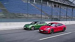 تیزر معرفی Porsche Panamera GTS ...