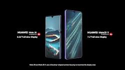 تیزر رسمی  Huawei Mate 20 Pro