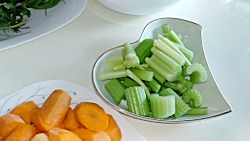 طرز تهیه شور مخلوط خانگی (خیار شور)  Diy mixed vegetables pickles