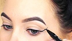 خط چشم هنری