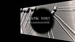 Suntan TS23 Silver Mica Capacitors