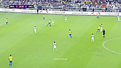 عملکرد آرتور مقابل آرژانتین