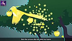 پرنده طلایی - داستان های فارسی