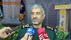 فرمانده کل سپاه از جزئی...