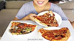 چالش غذا خوری#7