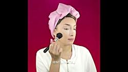 آموزش کشیده کردن چشم با آرایش Melina Taj چشم گربه ای با آرایش Cat Eyes