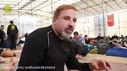 دعوت آقای بازیگر از لائ...