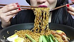 چالش غذا خوری#13
