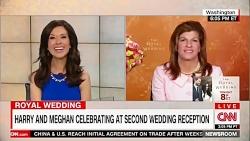 Hilary Fordwich   CNN Royal Wedding Unlike...